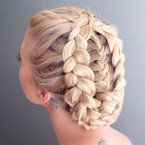 35 Braided Wedding Hairstyles