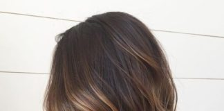 Brown Balayage Hair color ideas