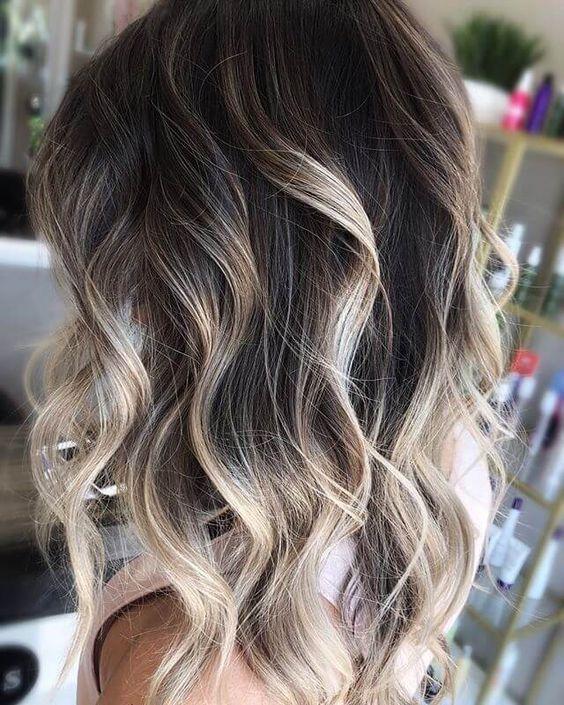 Balayage Brown Hair Ideas For This Season