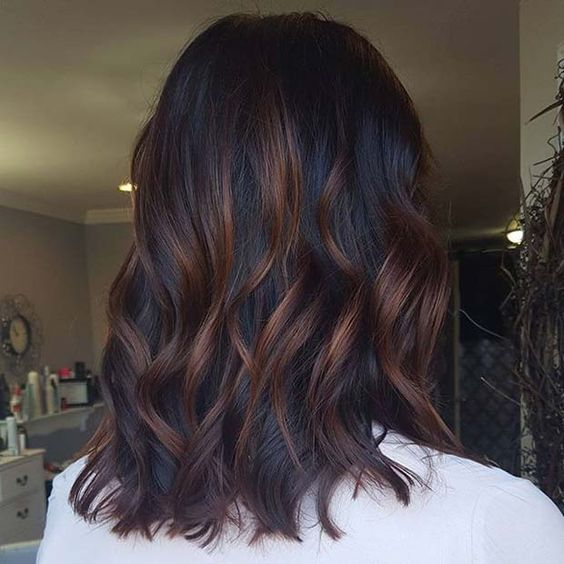 Balayage Brown Hair Ideas For This Season