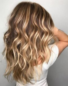 Sun-Kissed Balayage