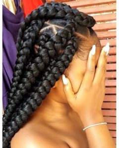 Extra Large Box Braid