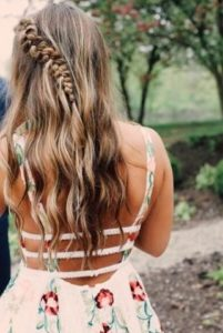 Bohemian Braid and Textured Waves