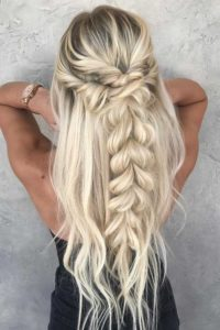 Loose Pull-Through Braid