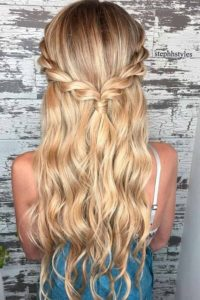 Minimalist Rope Braid and Waves