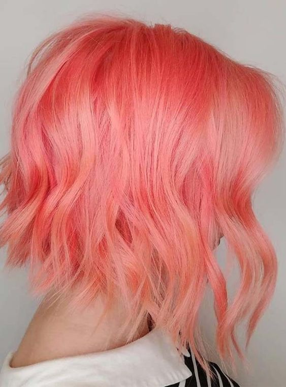 30 Best Rose Pink Hair Looks