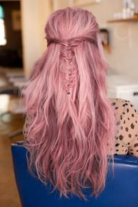 Reverse Rose Pink Ombre