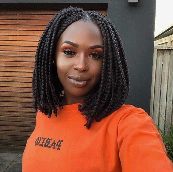 40 Short Crochet Hairstyles Part 35