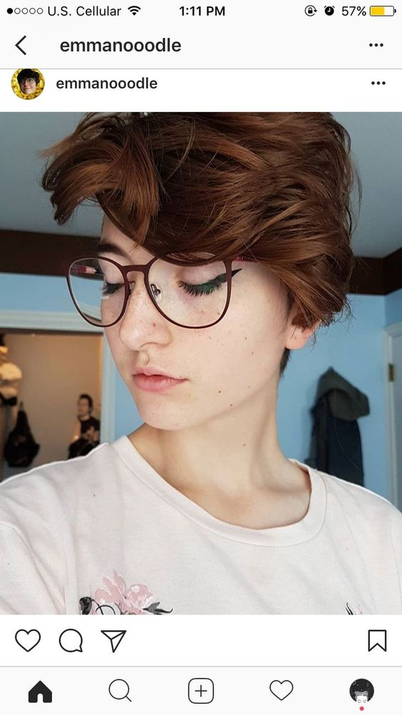 35 Androgynous Gay And Lesbian Haircuts With Modern Edge-3186