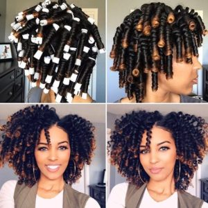 honey tip perm rod