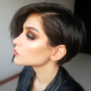 side long pixie