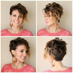 styling long pixie