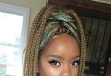 Crochet Box Braids Hairstyles