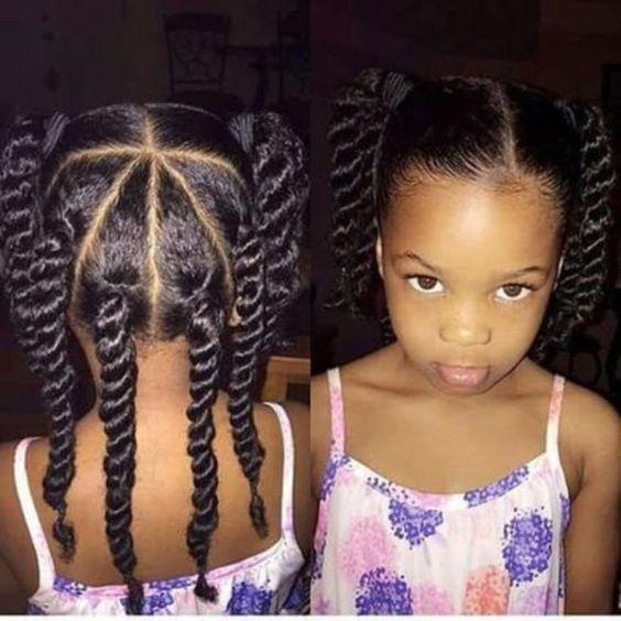 Brilliant 35 Amazing Natural Hairstyles For Little Black Girls Schematic Wiring Diagrams Amerangerunnerswayorg