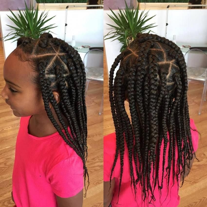 35 Amazing Natural Hairstyles For Little Black Girls-9737