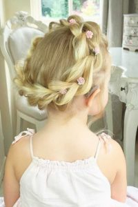 Pull-Through Braid Crown
