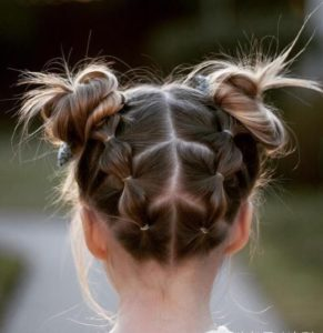 kids hairstyle girls