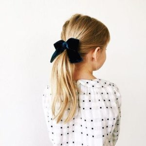 Simple and Classic Ponytail