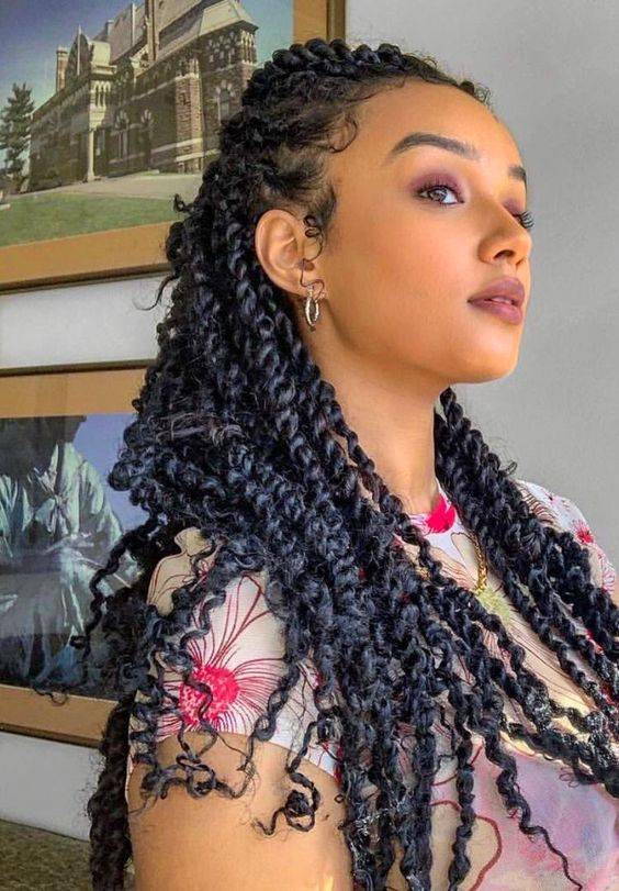 African Hair Braiding Styles For Any Season