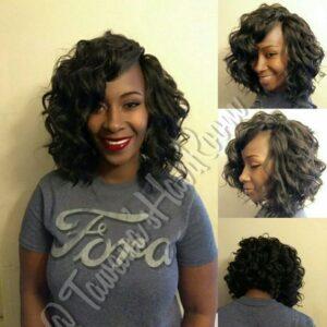 Short Ocean Wave curls