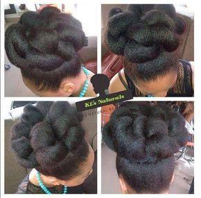 cinnabun natural hair