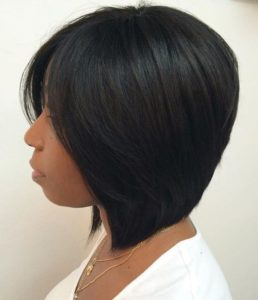 Rounded Bob with Layers