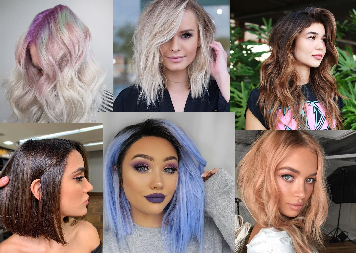Must Try Instagram Hair Color Trends of 2019
