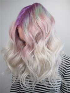 Gem Roots Hair Trend