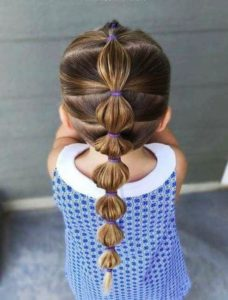 Long Bubble Braid