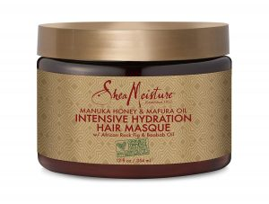 Keratin Hydrating Hair Masque