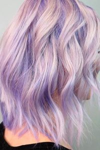 Light Lilac and lavender Tones
