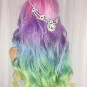 mermaid Unicorn Hair
