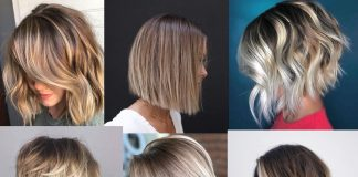 Best Blonde Balayage for Short Hair