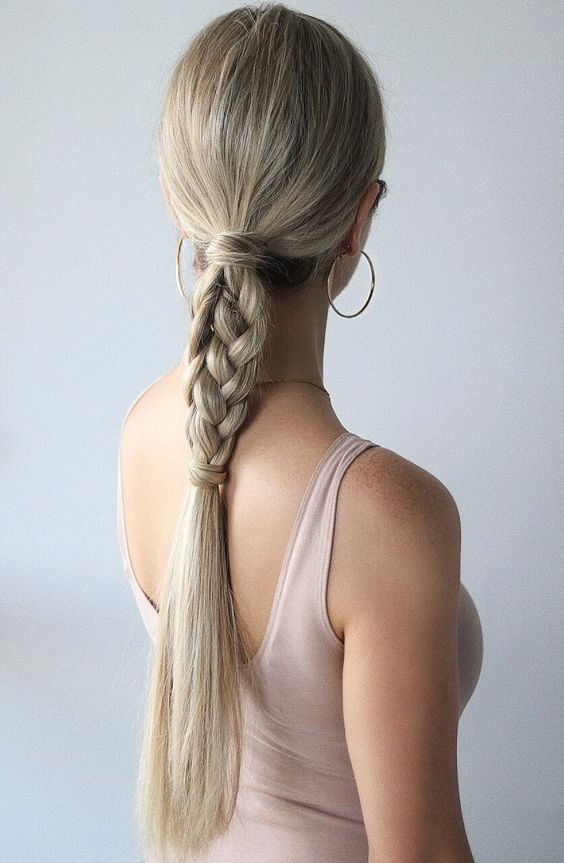Braided Ponytail Hairstyles You Must Try