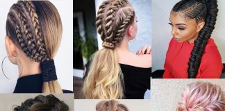 Best Braided Ponytail Hairstyles