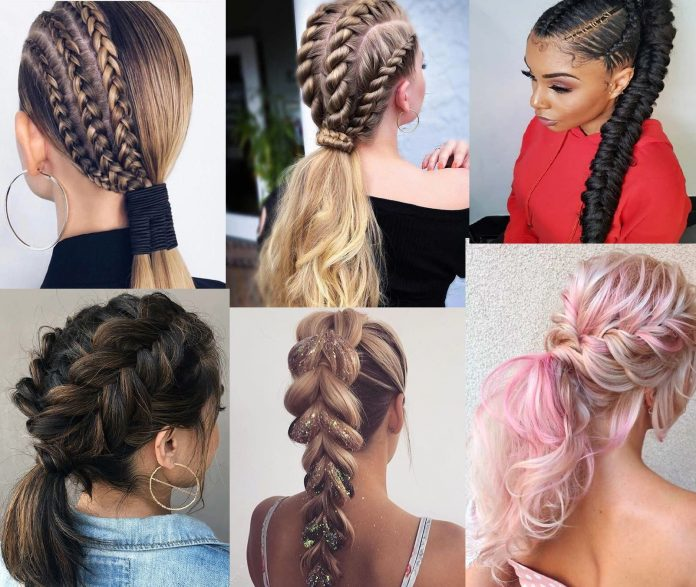 Best Braided Ponytail Hairstyles