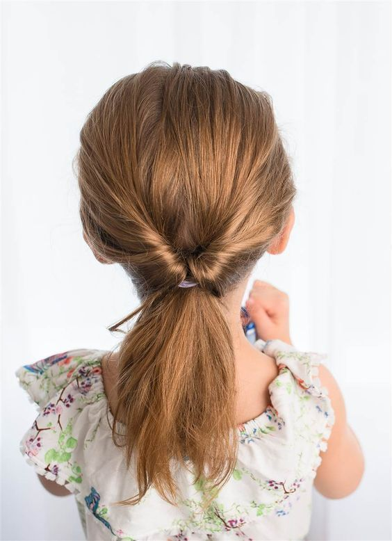 35 of the Most Adorable Hairstyles for Little Girls