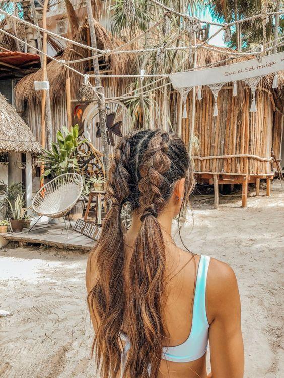 Beach Hairstyles Cute Summer Hairstyles For The Beach