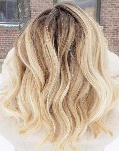 light beige blonde shade