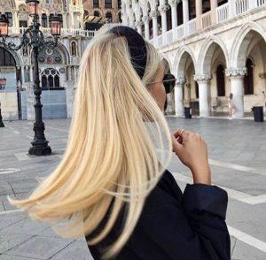 blonde butter