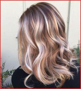 orange bronze blonde
