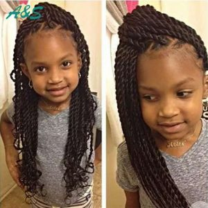 little girl goddess locs