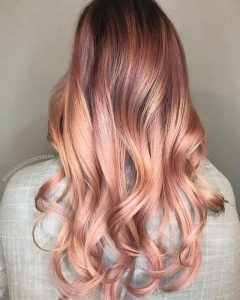 Rose Gold Melt