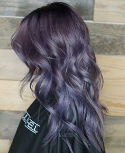 Smokey Lavender Color Melt