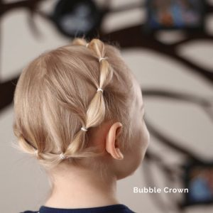 Bubble Braid Halo