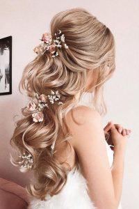 flowers bridal bubble
