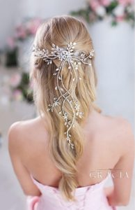 statement piece wedding