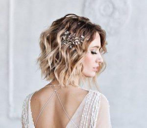 branch accessory wedding