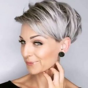 silver stacked pixie
