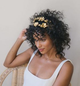 headband double curl